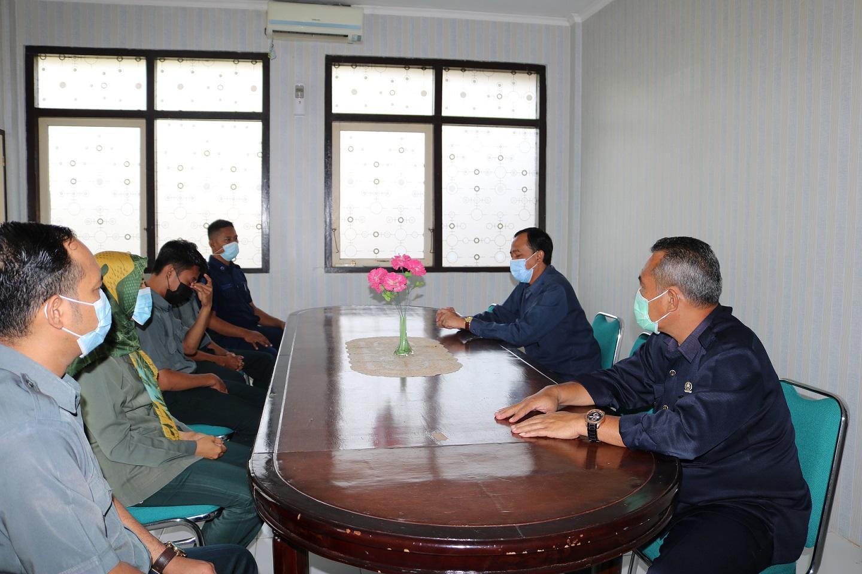 Pembinaan dan Pengarahan petugas PTSP oleh Pimpinan Pengadilan Negeri Purworejo